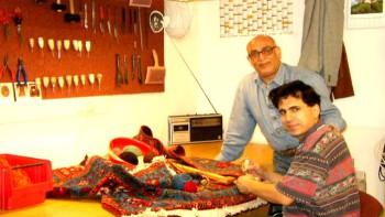 Permalink auf:Teppichrestauration und -wäsche